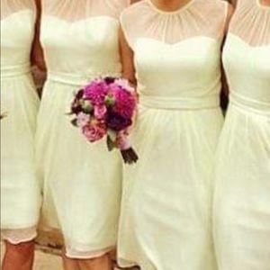 Lela Rose Bridesmaid dress in Celadon Style#LR189